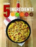 Livre Cuisine 5 ingrédients